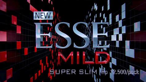 Esse Mild Slim 20 new esse mild slim