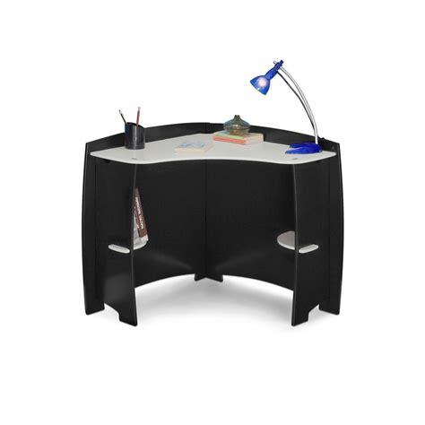 Skateboard Desk by Easy Fit Corner Desk In Skate Black Design