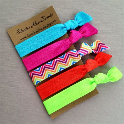 Hair Tie the hair tie ponytail holder collection 5 elastic