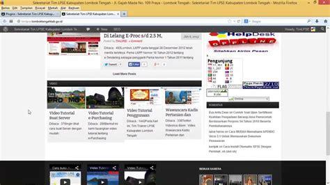 tutorial update wordpress video tutorial cara update upgrade plugin atau versi