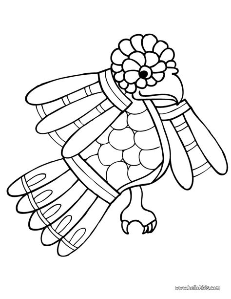 Coloring Page Quail by Quail Coloring Pages Hellokids