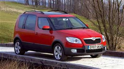 skoda roomster problems skoda roomster scout problems images