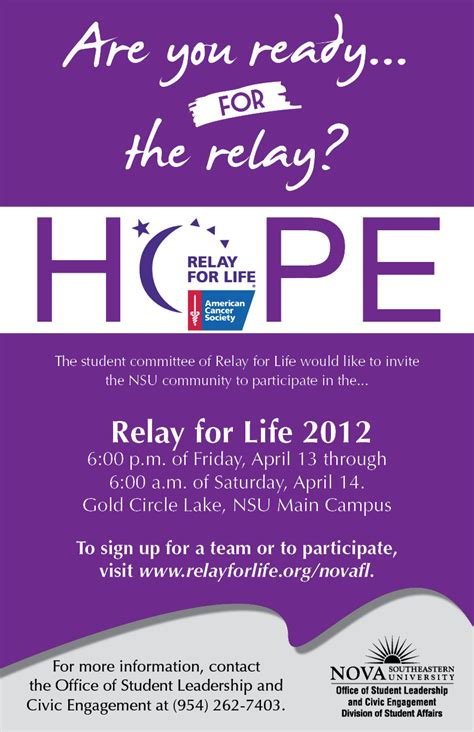relay for flyer template relay for poster ideas www imgkid the image