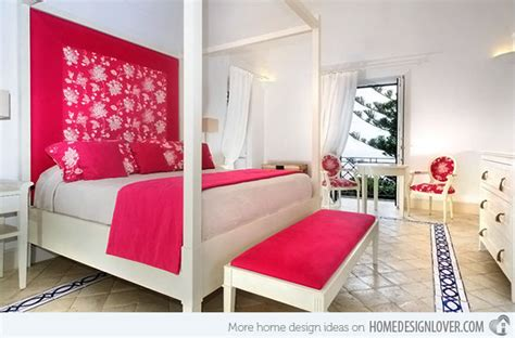hot pink and white bedroom ideas 15 chic and hot pink bedroom designs