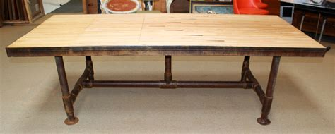 bowling dining table large dining room table vintage bowling alley floor