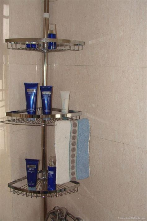 Pole On The Shelf by Bathroom Pole Shelf 601c 1 Helper China Manufacturer Bathroom Furniture Furniture