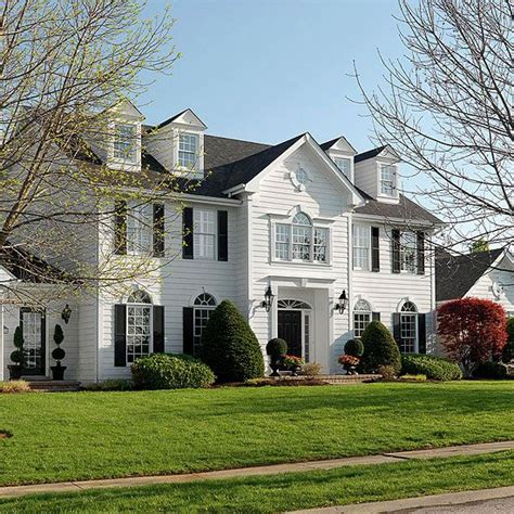 Colonial Homes With Dormers The World S Catalog Of Ideas