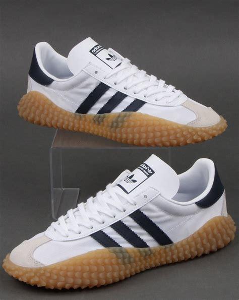 adidas country  kamanda trainers whitenavy shop adidas