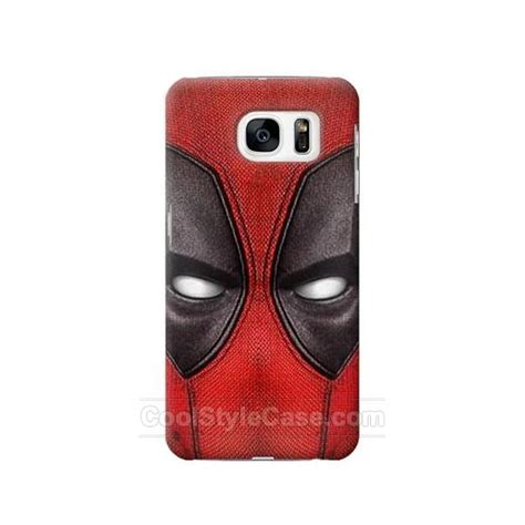 Casing Hp Samsung Galaxy J7 Prime Deadpool Mask X4467 deadpool mask samsung galaxy s7 now gs7 limited quantity remaining