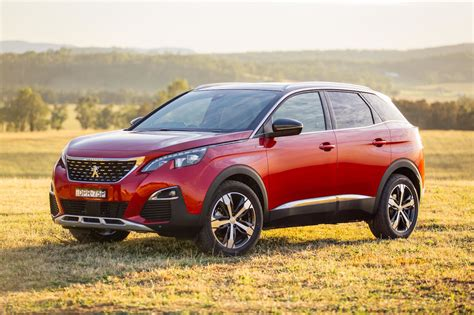 peugeot makes 2018 peugeot 3008 first drive review france makes its