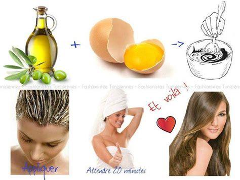recette de masque pour cheveux fait maison guide astuces