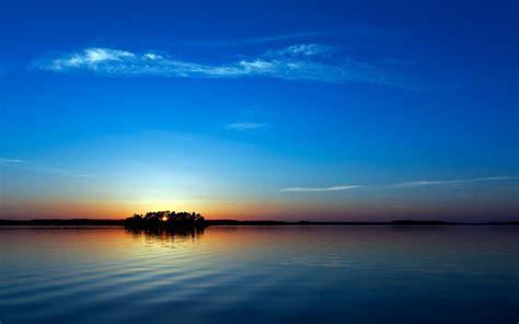 """Sfondo """"Paesaggi Bellissimi Molto Blu""""   1440 x 900"""