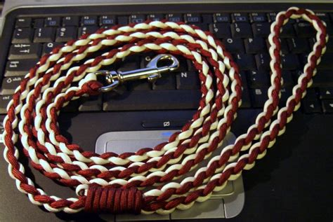 how to leash a how to make a paracord leash going evergreen
