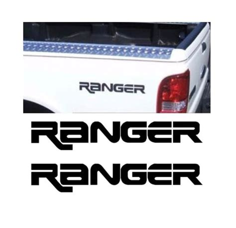 Ranger Stickers