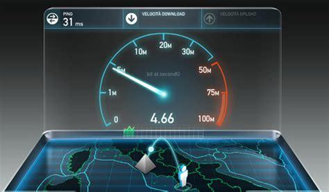 test adsl libero speed test come misurare la velocit 224 della propria