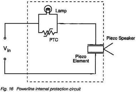 resistor in series with tweeter piezo source inc technology background