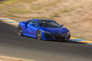 Acura Nsx In 2017 Acura Nsx Reviews And Rating Motor Trend