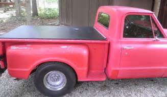 Tonneau Covers For Stepside Trucks 1955 87 Chevy C10 Stepside 6 Bed Hatch Style