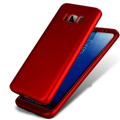 Sale Softcase Capdase Samsung Plus aliexpress buy for samsung galaxy s8 360 degree protection matte pc soft
