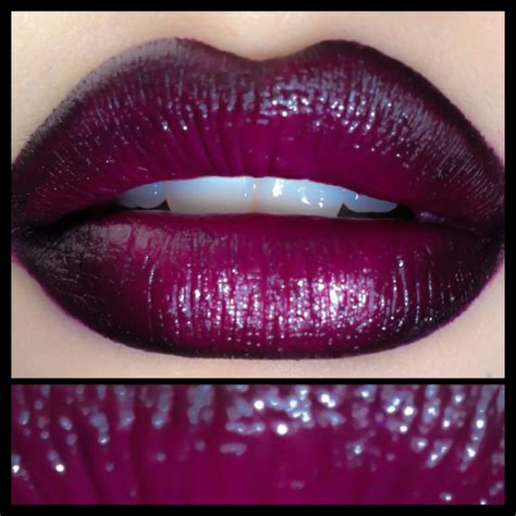 Ombre Lipstick Burgundy 73 best images about makeup by lucas on negative space pink and sugar