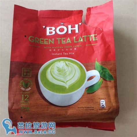 Teh Hijau Boh 马来西亚特产零食篇附部分价格 零食控最喜欢囤的大马零食 2 芭拉旅游网