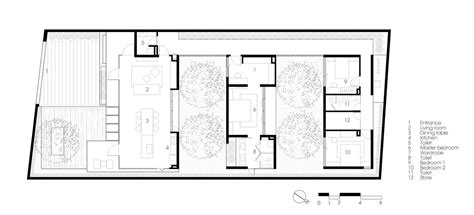 detailed floor plan open nature s window with this greenery surrounded