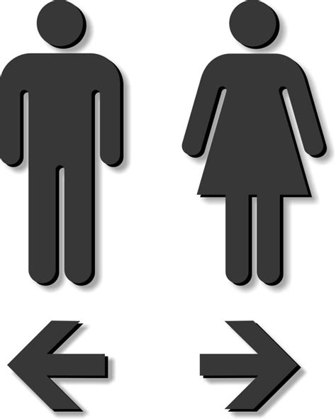 male female bathroom sign images restroom signs bathroom signs