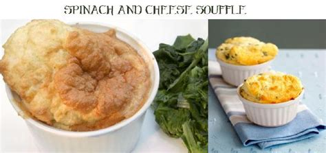 spinach and cheese souffle bigoven 160575 spinach and cheese souffle rasoitime