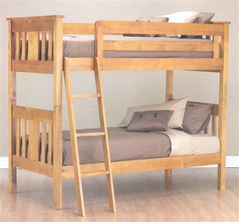 Kinnanes Furniture Tulsa Timber Bunk Bed