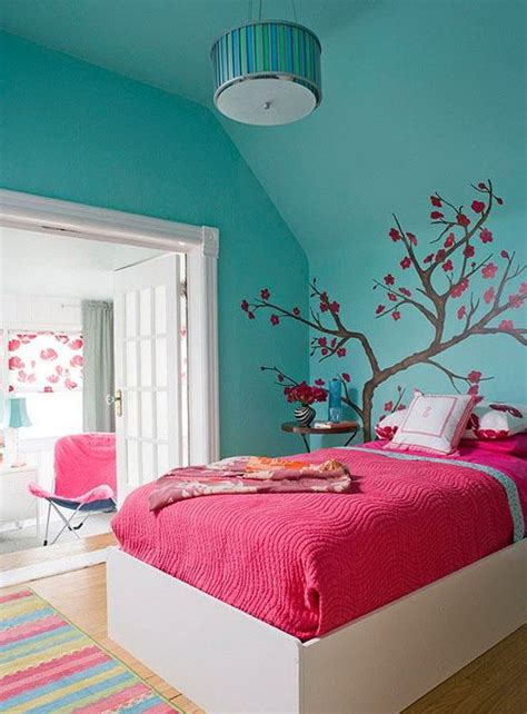 amazing bedrooms  turquoise color architecture home