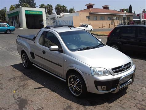 Opel Corsa Utility Opel Corsa Bakkie Work Play Harder Junk Mail