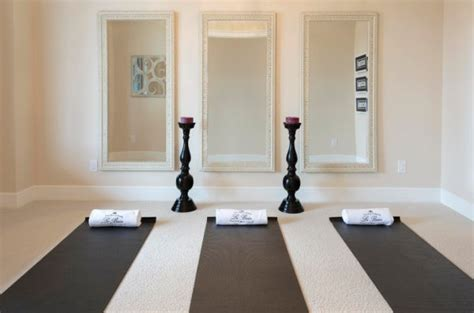 home yoga room design ideas home gym designs that will keep you motivated in winter