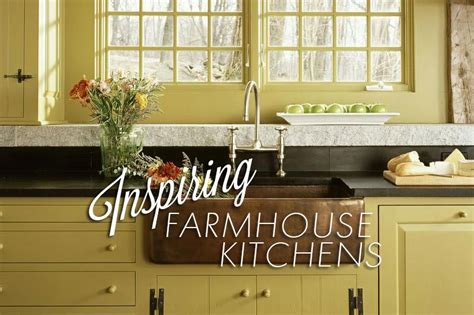 farmhouse kitchen cabinets for sale 5 inspiring farmhouse kitchens circa old houses old