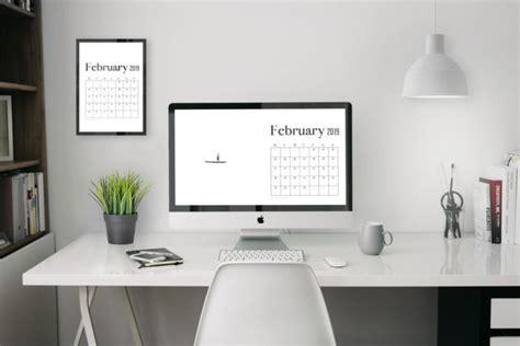uhd february  wallpaper calendar  desktop background