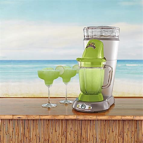 margarita machine bed bath and beyond margaritaville 174 bahamas frozen concoction maker bed