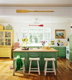 John Deere Kitchen Canisters Gt Interior Design Cottage Style Rooms Sally Lee By The Sea