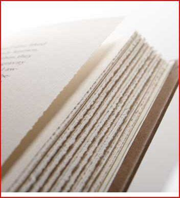 Moderne Deckenle by Who Wants Deckle Edge Paper Books Libs Scripts