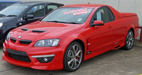 vauxhall maloo hsv holden maloo for sale