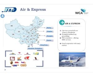 air freight forwarder door to door delivery service from china to detroit usa