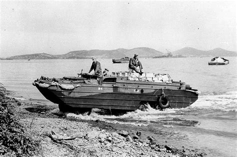 duck boat acronym hibious military vehicles wwi to present