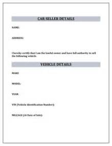 template for selling a car sales receipt template for excel pdf and word