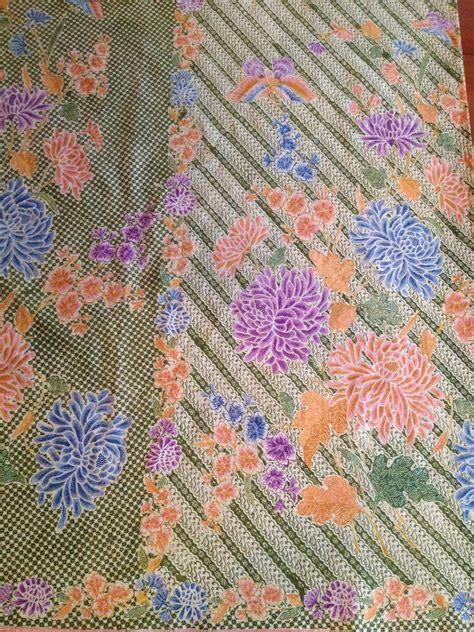Sarung Batik Mahda Asli 4 batik sarong kepala buketan tubular sarung pekalonga c 1930 for sale antiques