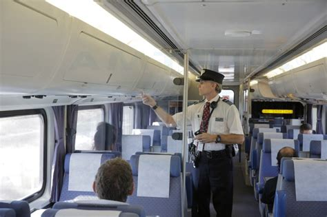Amtrak Background Check Conductor Placing A Seat Check 2015 Amtrak History Of America S Railroad