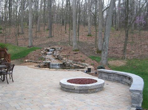 backyard concrete patio designs here s a simple and
