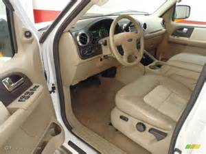 1999 Ford Expedition Interior Medium Parchment Interior 2005 Ford Expedition Eddie Bauer