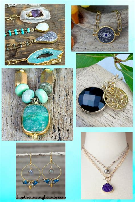 Jewelry Giveaway - alison storry jewelry giveaway daydreaming beauty