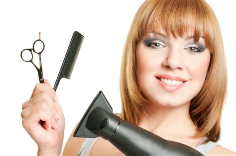 Hair Dresser by Selecting The Ideal Pair Of Professional Hairdressing