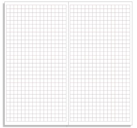 printable graph paper notebook midori insert printable my life all in one place print