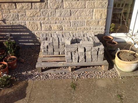 decorative landscape garden wall bricks in aberdeenshire