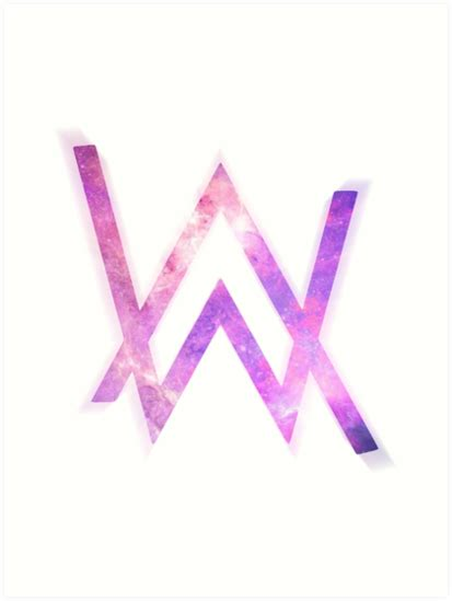 alan walker logo vector l 225 minas art 237 sticas 171 alan walker logo 187 de taplome redbubble